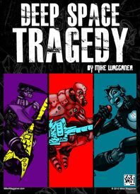 Deep Space Tragedy Cover