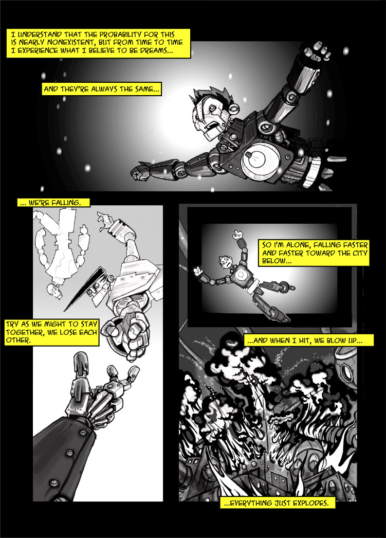 DEEP SPACE TRAGEDY PG1