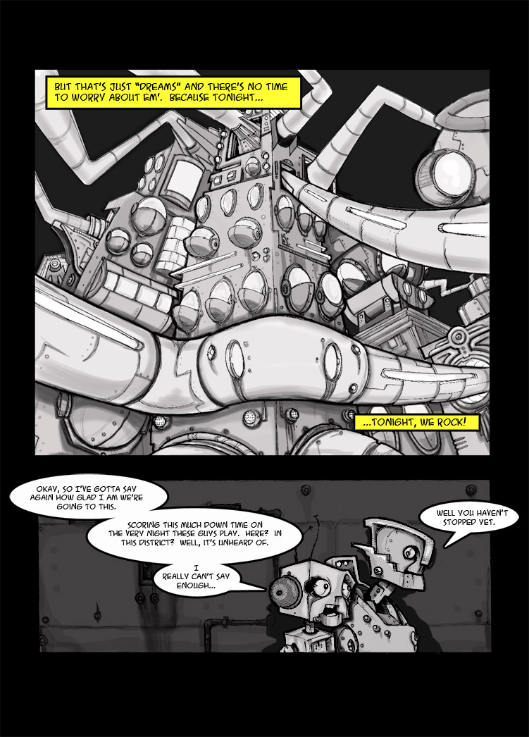 DEEP SPACE TRAGEDY PG2