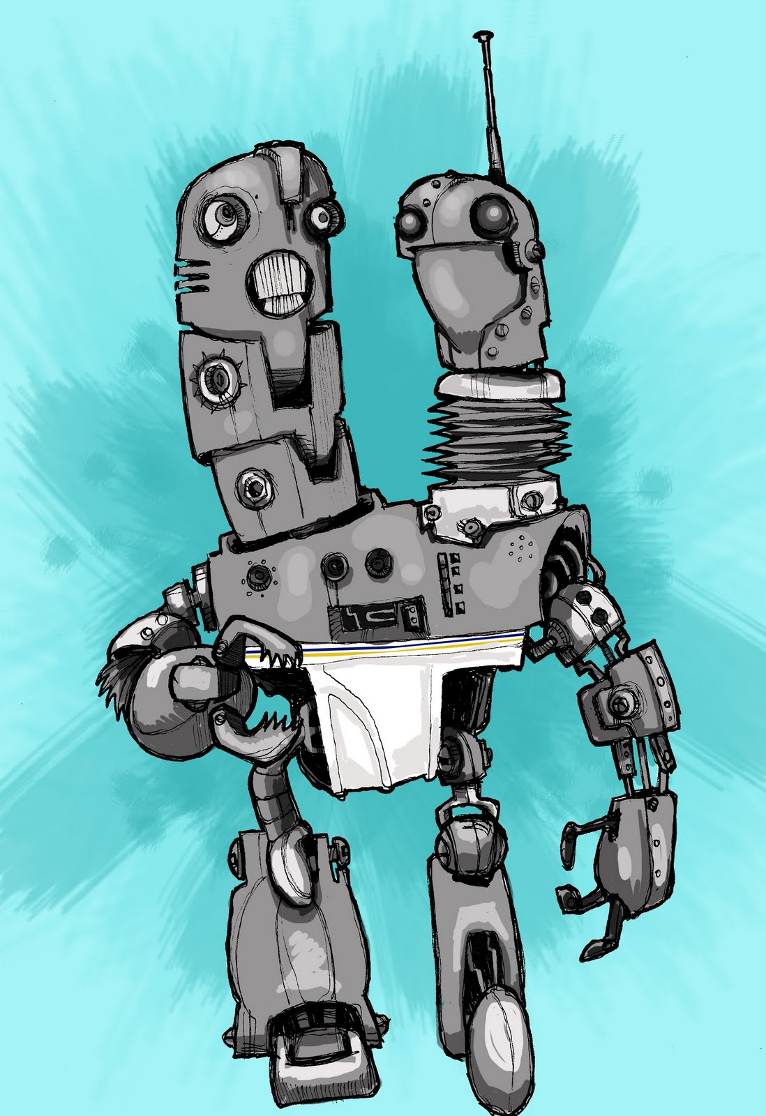 2-headed-underbot